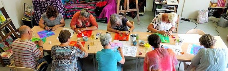 tekenatelier gerdie schiphorst-workshop